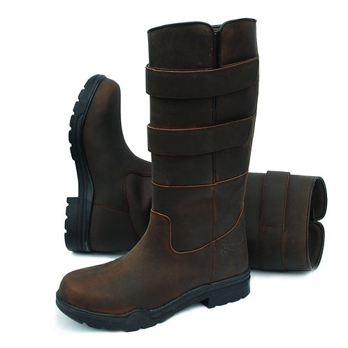 Rhinegold Mens Elite 'Colorado' Boots