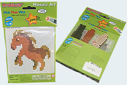 Horse Mosaic Art