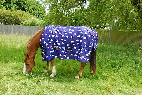 Rhinegold 'Star Torrent' Lightweight Turnout Rug