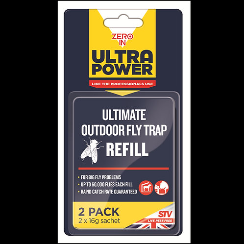 Ultra Power Refill for 'Ultimate' Outdoor Fly Trap