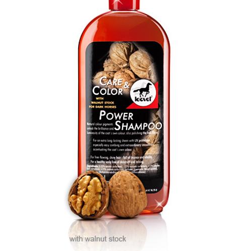 Leovet Power Shampoo for Dark Horses 500ml