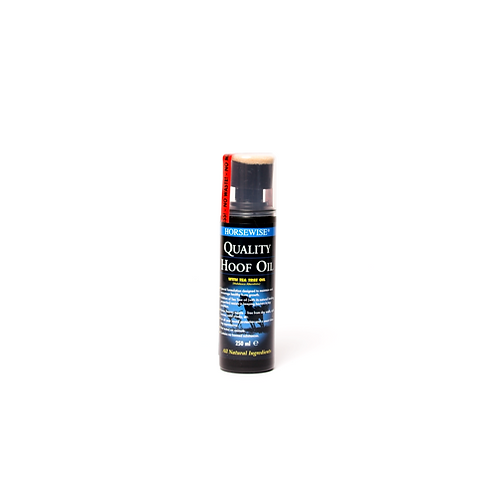 Horsewise Hoof Oil with Applicator 250ml