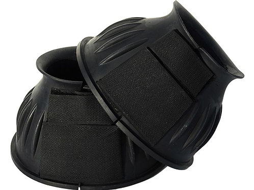 Rhinegold Velcro Over-Reach Boots