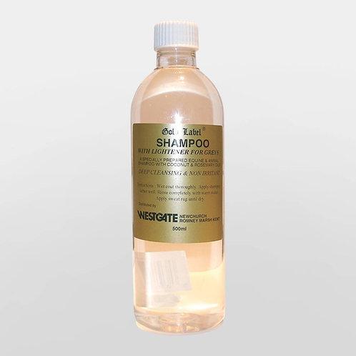 Gold Label Lightener Shampoo 500ml