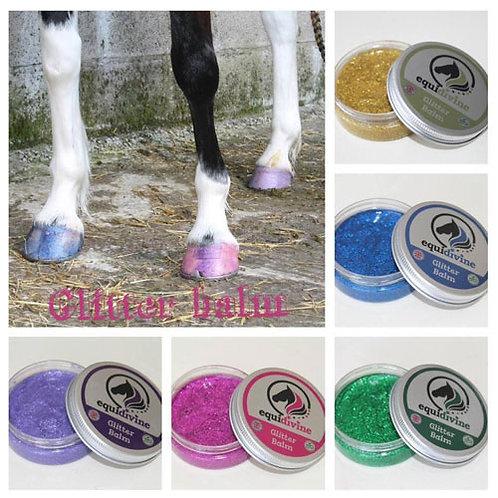 Equidivine Glitter Healing Hoof Balm 50ml