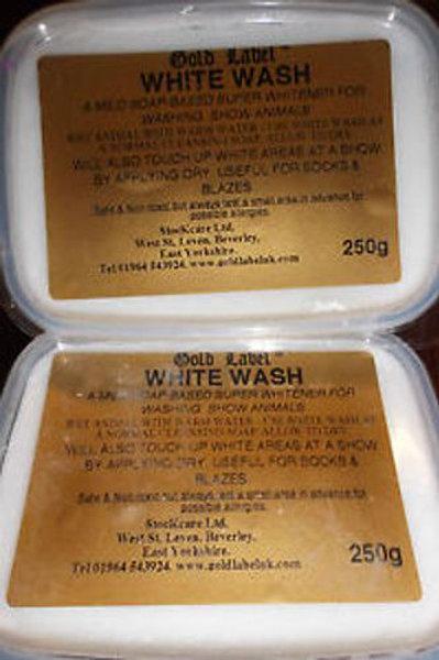 Gold Label Whitewash 250gm