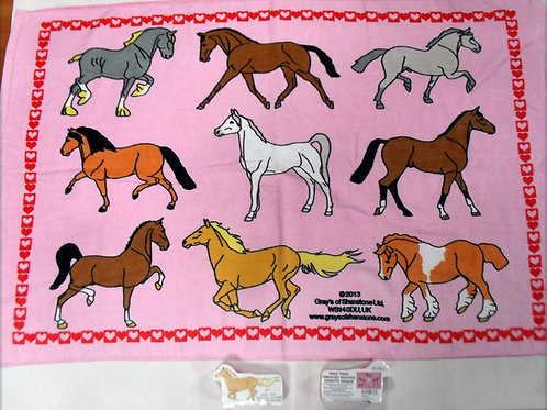 Magic Towel - Horse Design