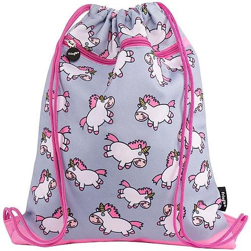 Fringoo Unicorn Drawstring Bag