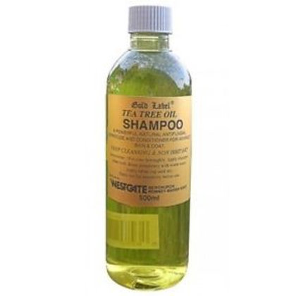 Gold Label Tea Tree Shampoo 500ml