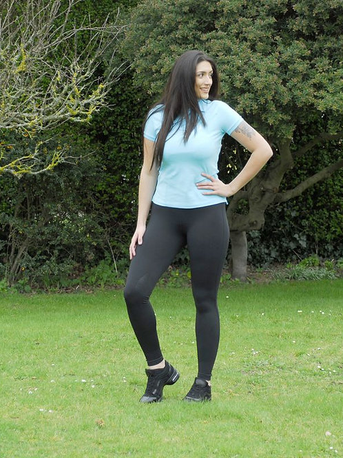 Rhinegold Riding Tights - Silicone Knee Grips