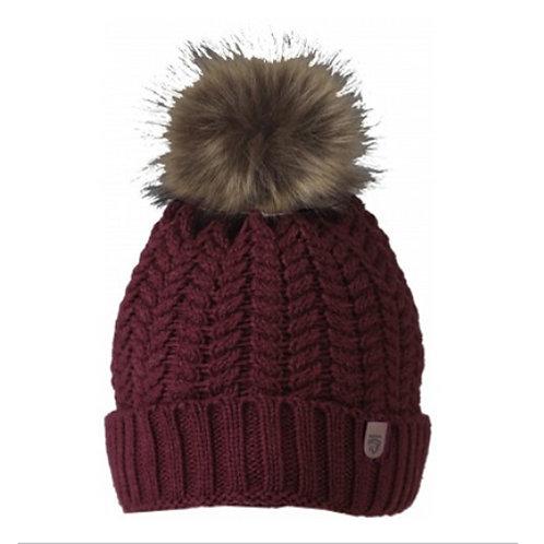 Horka Knitted PomPom Hat