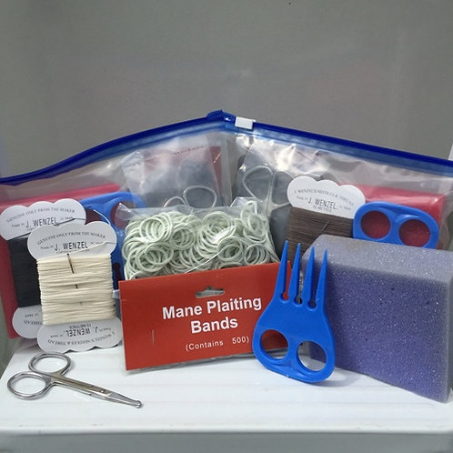 Hux Plaiting Kit