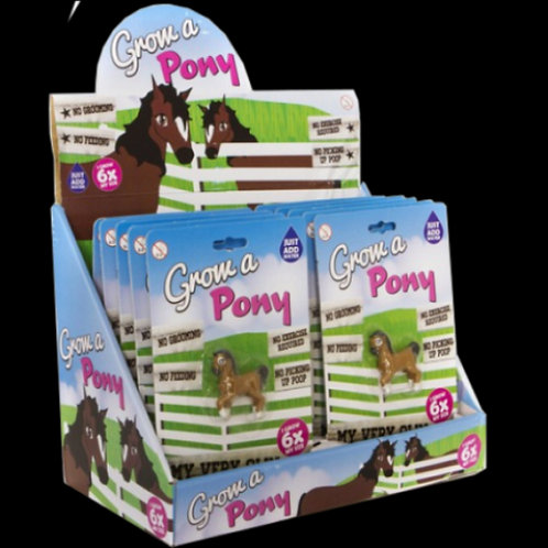 Grow Your Own Pony!
