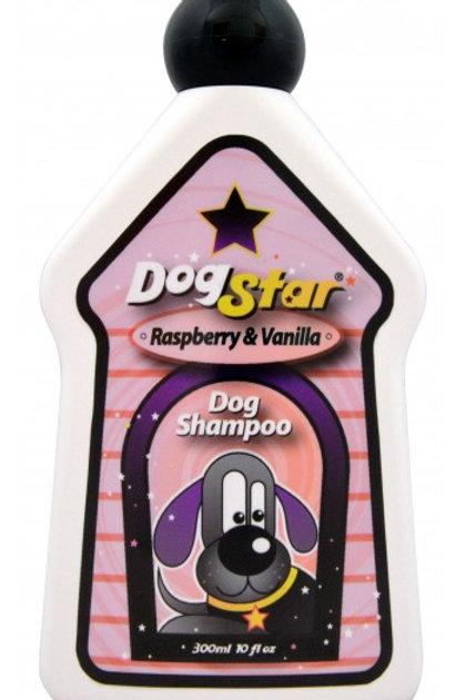 DogStar Raspberry & Vanilla Dog Shampoo