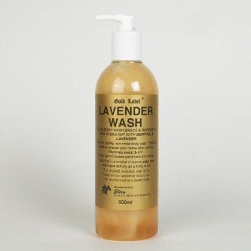 Gold Label Lavender wash 500ml