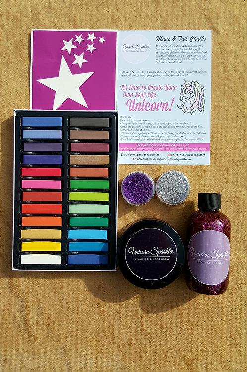 Unicorn Sparkles Gift Set - Hoof Balm Version