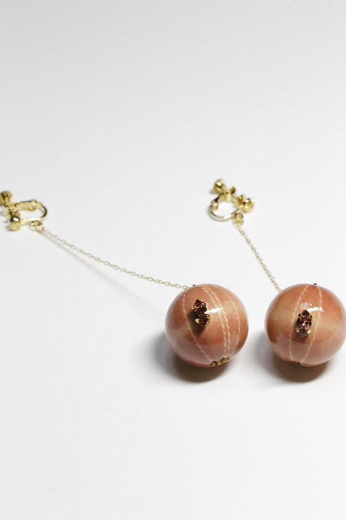 Earth_Earrings(EEA#limited*pinkpink)
