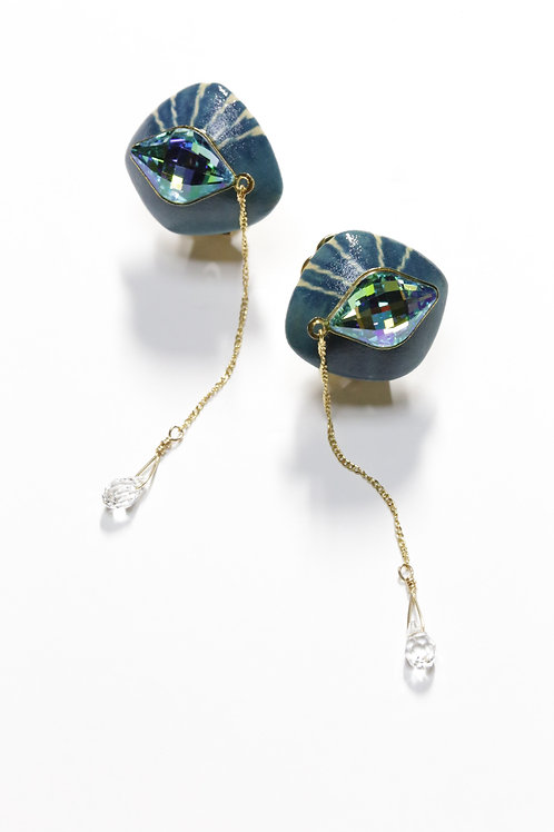 Tears_Earrings(ETE#0011)