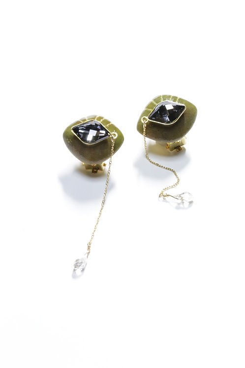 Tears_Earrings(ETE#0009)