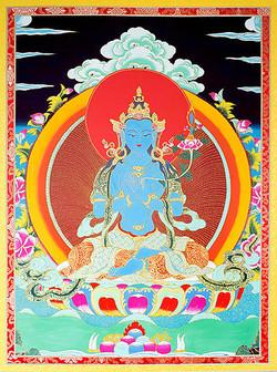 虛空藏菩薩 ākāśagarbha