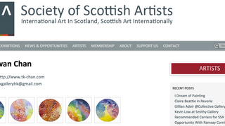 Society of Scottish Artists SSA