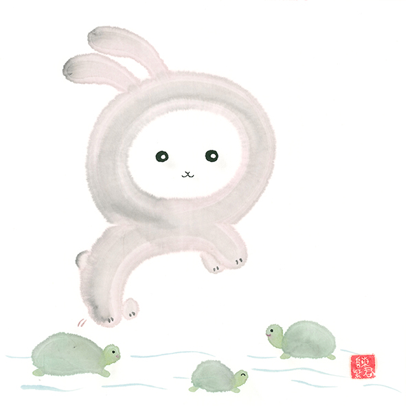 Befriend 龜兔故事