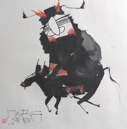 行者 Zhong Kui