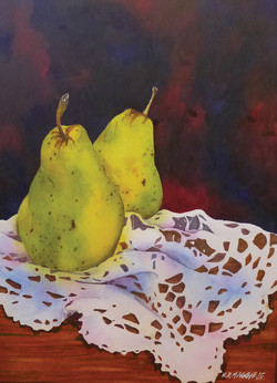 Lace and Pears