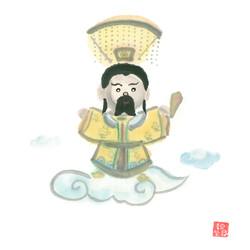 Jade Emperor 玉皇大帝