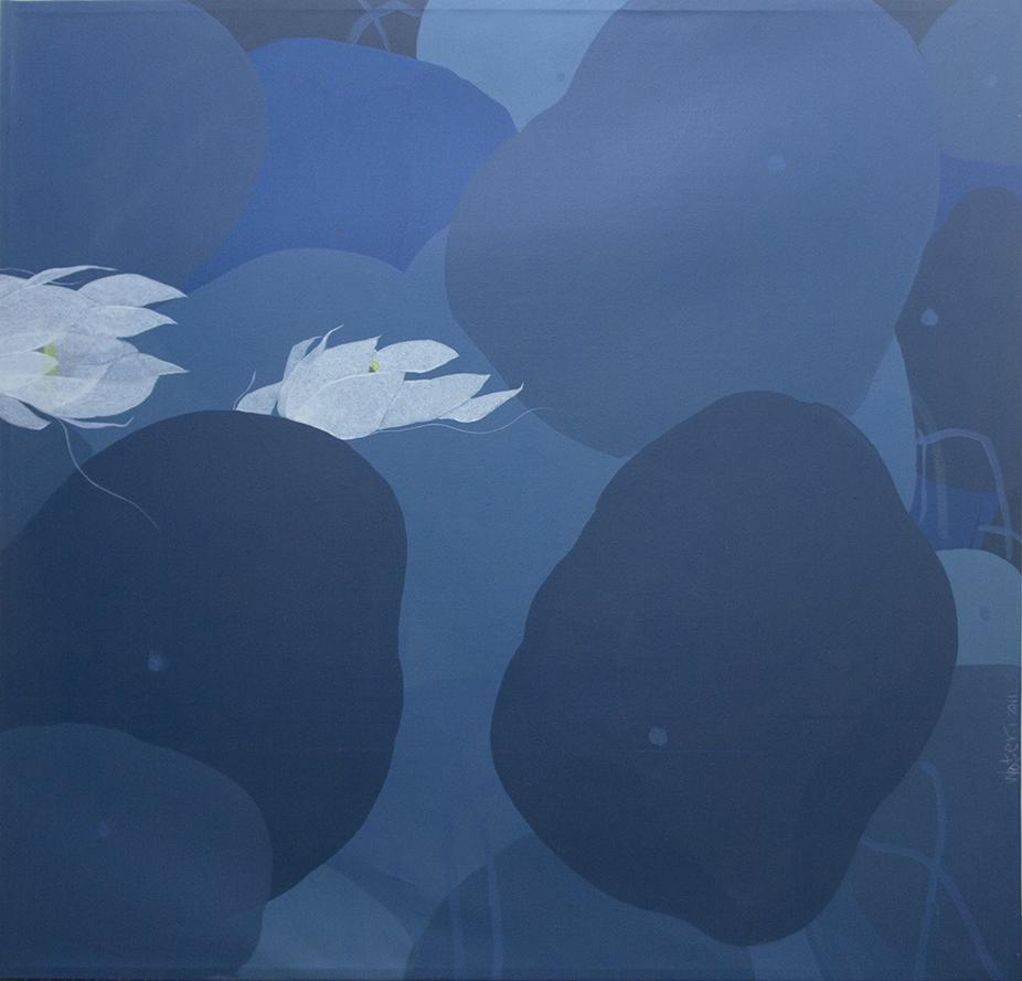 藍與白 Blue and White 9
