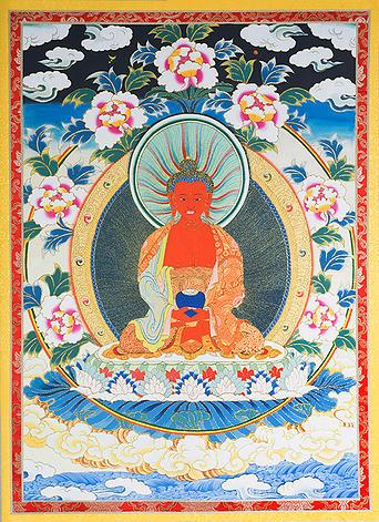 阿彌陀佛 Amitābha