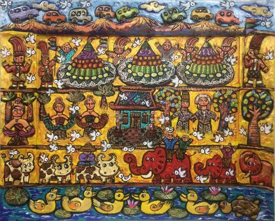 Heritage Feast of Prosperity