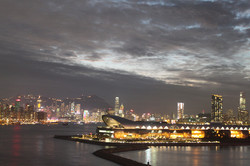 View from BLINK Gallery Kwun Tong