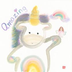 Amazing Unicorn & Angel