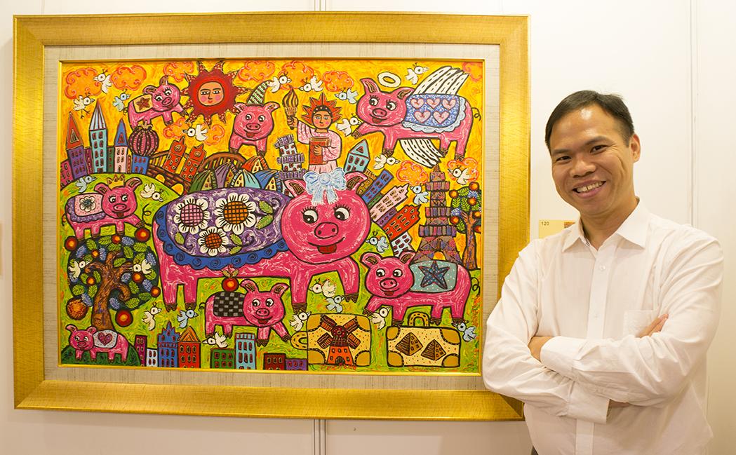 Happy Pig Prosperity