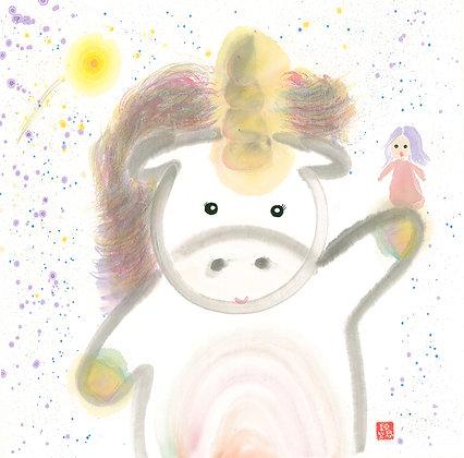 Unicorn & Angel