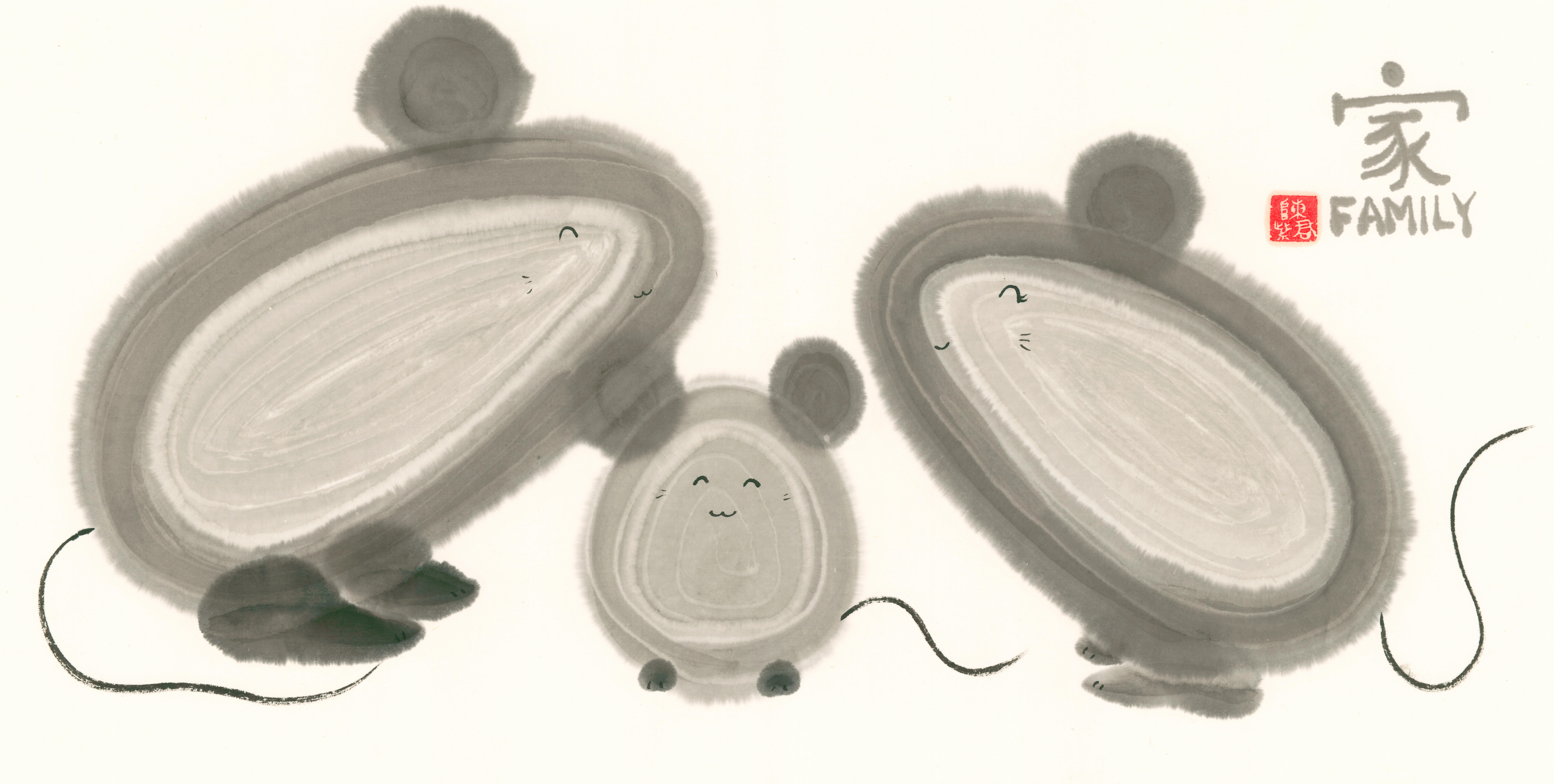 Mouse's Family