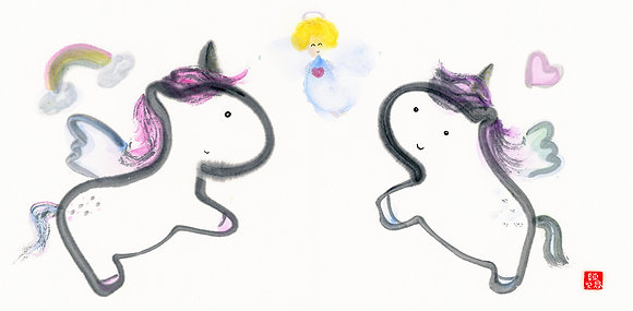 Unicorns and Angel