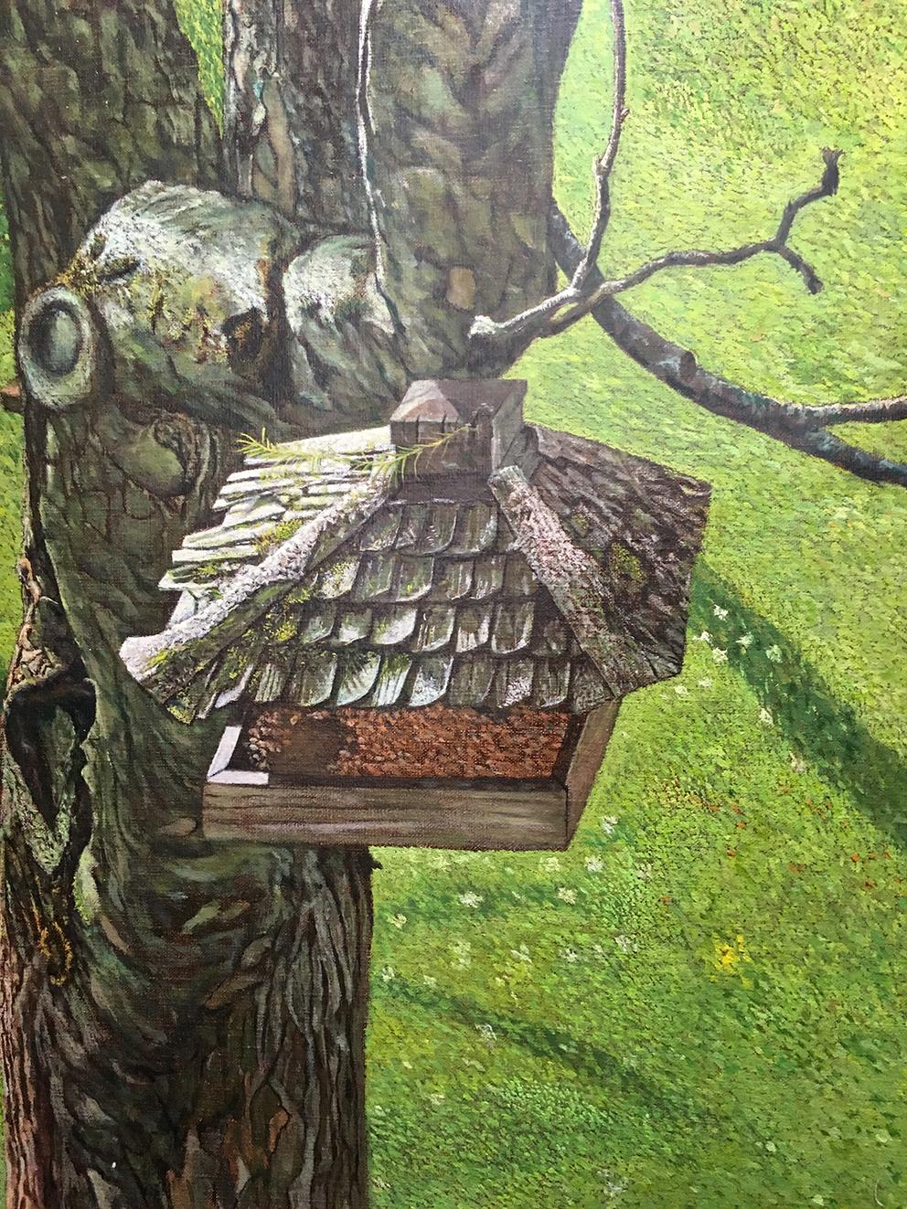 Bird House 鳥屋