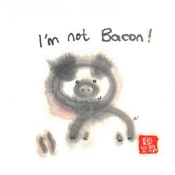 I'm not Bacon !