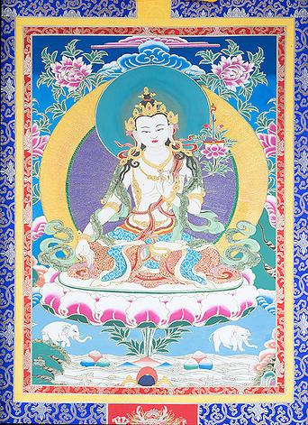 普賢菩薩 Samantabhadra