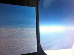 In the Sky (HKG - EDI)