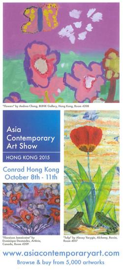 Asia Contemporary Art Show