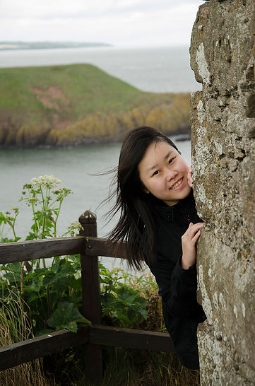 TK Chan in Scotland