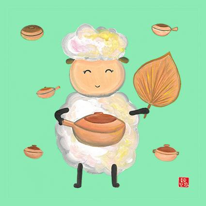 Clay Pot Rice 香噴噴煲仔飯