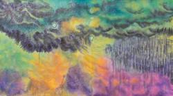 Golden Cloud by Mediha Ting