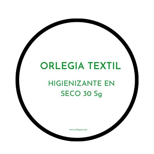 ORLEGIA TEXTIL HIGIENIZANTE EN SECO 30Sg 5L