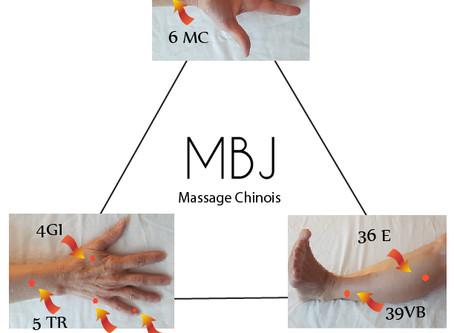 Massage thérapeutique pour combattre la fatigue