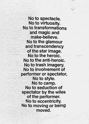 Yvonne-Rainers-1965-No-Manifesto-imagen-