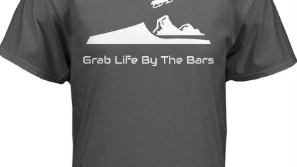 Grab Life by the Bars T